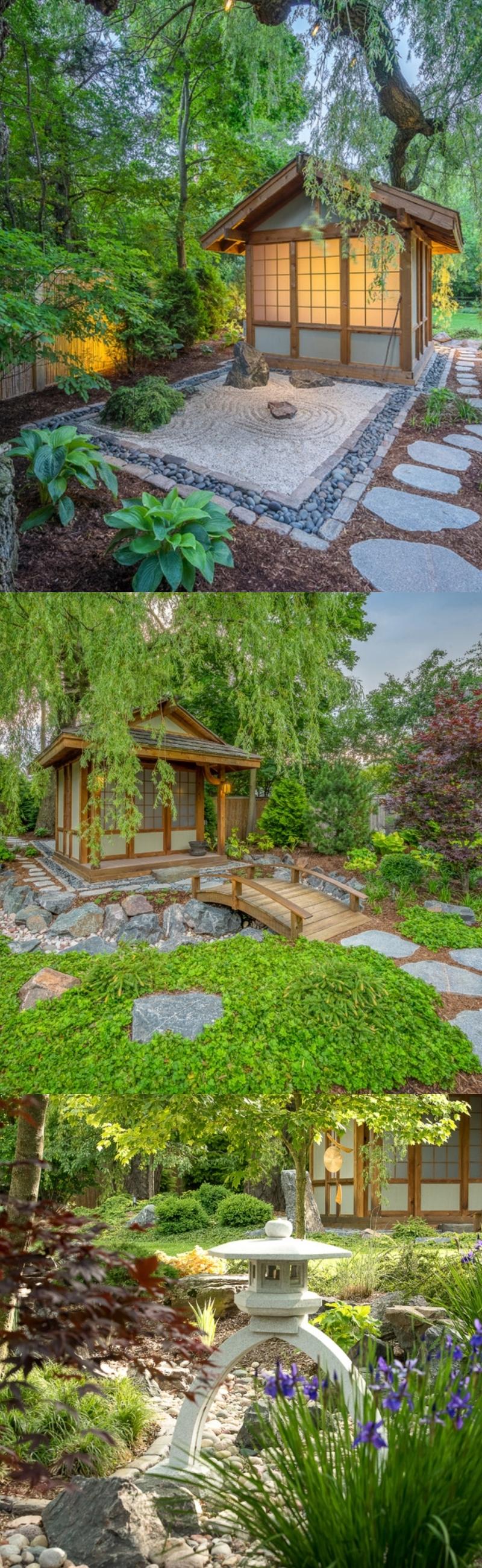 21+ Beautiful Zen Garden Ideas 2019 (How to Build Zen ...