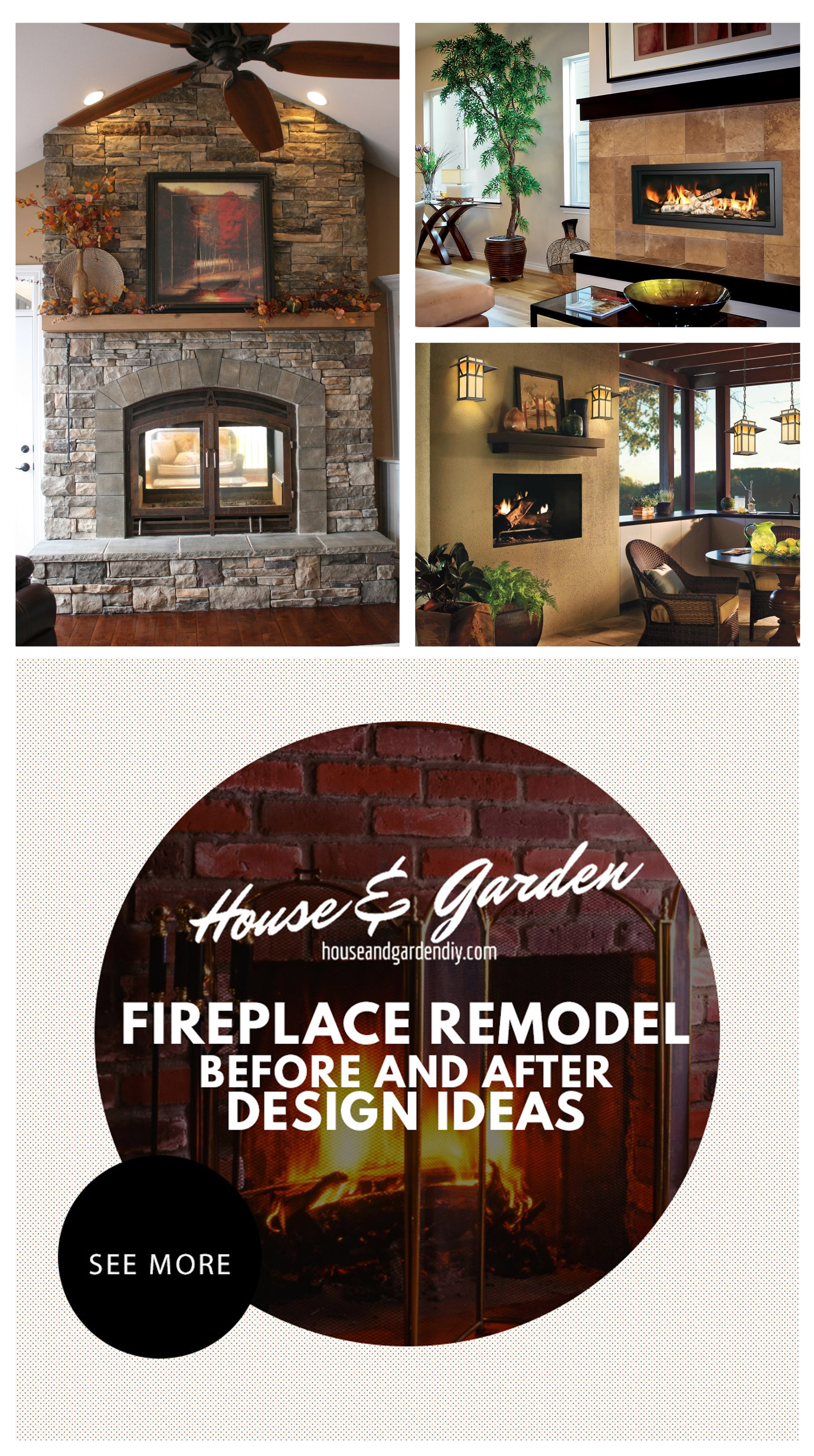 17 Fireplace Remodel Before And After How To Remodel Your