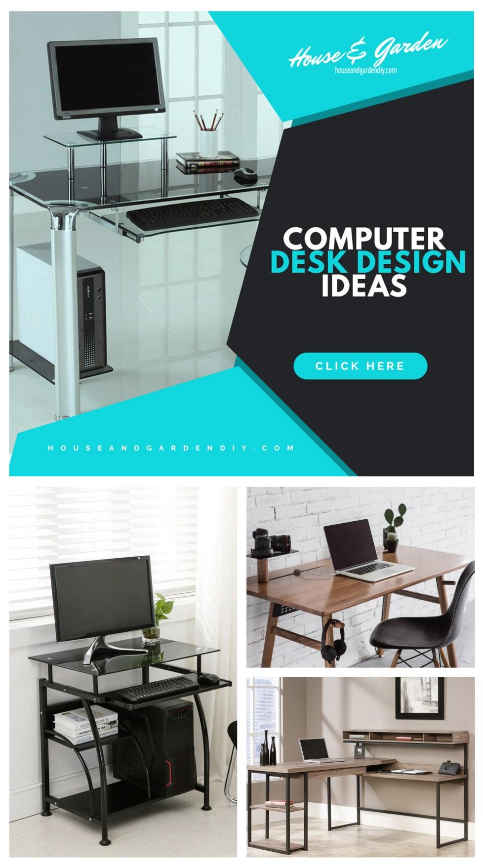 Computer Desk Design Ideas