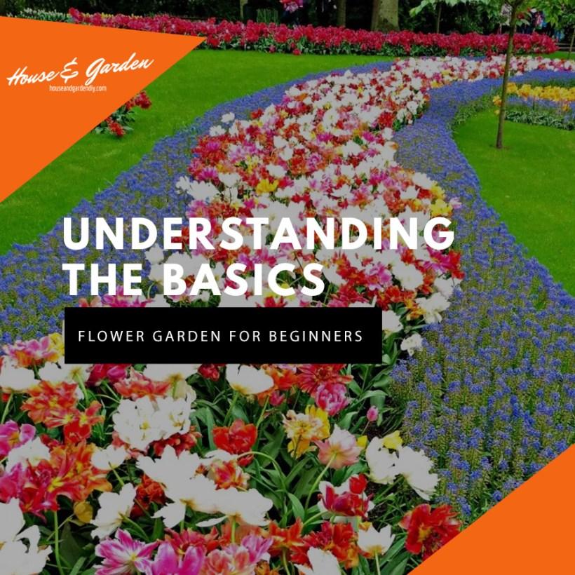 perennial flower garden ideas