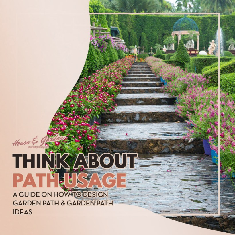 easy garden paths