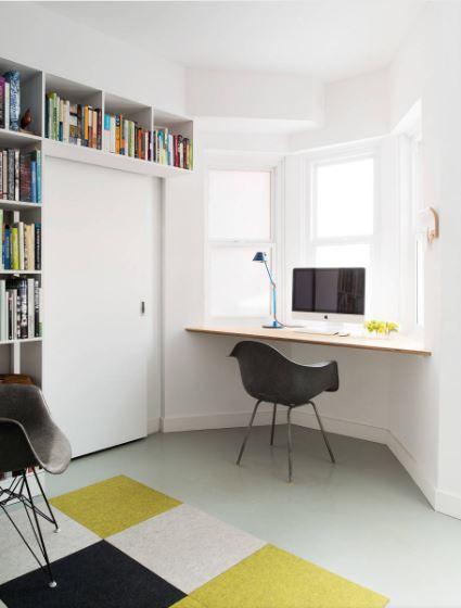 homemade corner desk ideas
