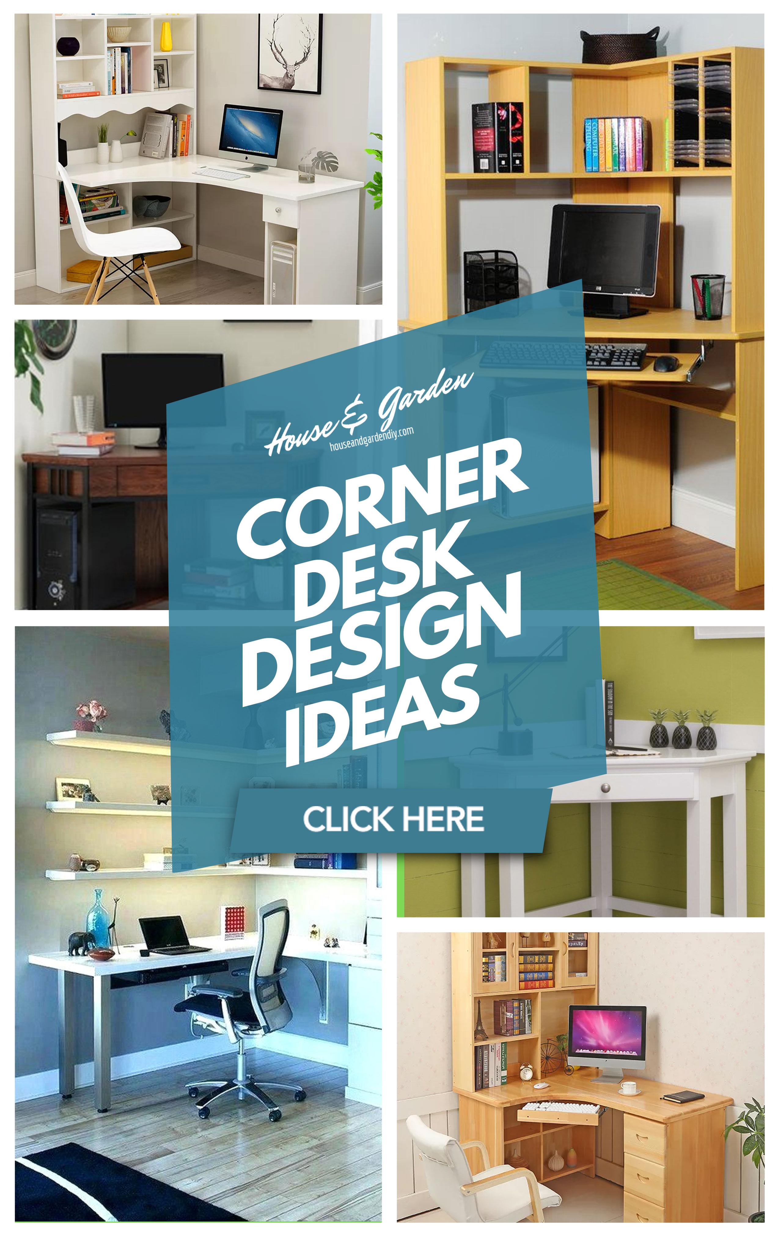 Cool 23 Corner Desk Ideas 2019 Trends Tips Benefits Cons Of Download Free Architecture Designs Embacsunscenecom
