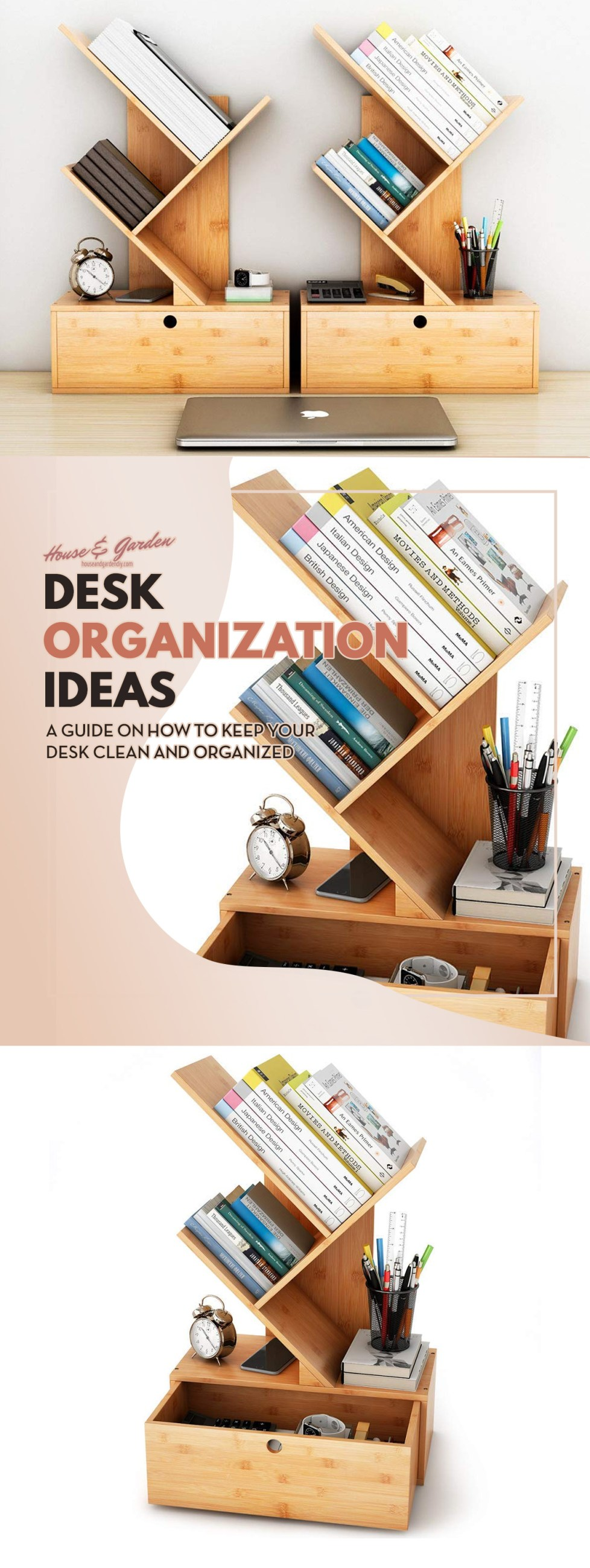 organization tips for work
