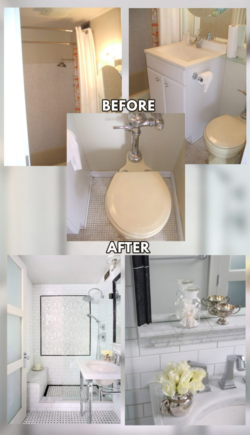 small bathroom remodel budget