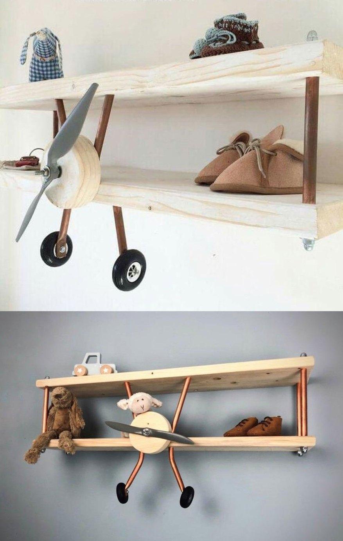 bedroom shelf organizer