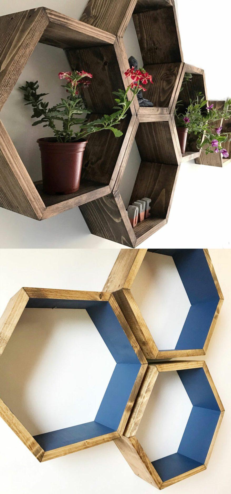 bedroom shelf unit