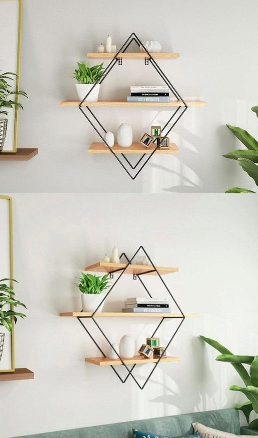 ideas de estantería de dormitorio de niña