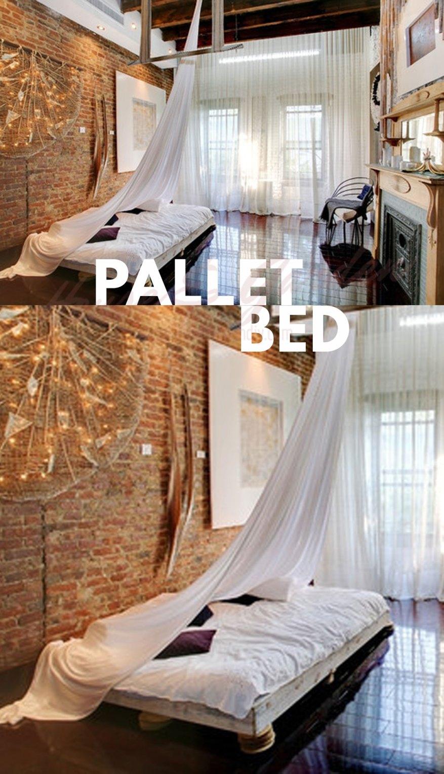 Pallet Bedroom Ideas on Bedroom Pallet Ideas  id=85113