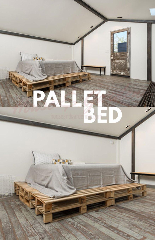 Pallet Bedroom Ideas on Pallet Bedroom Ideas  id=66449