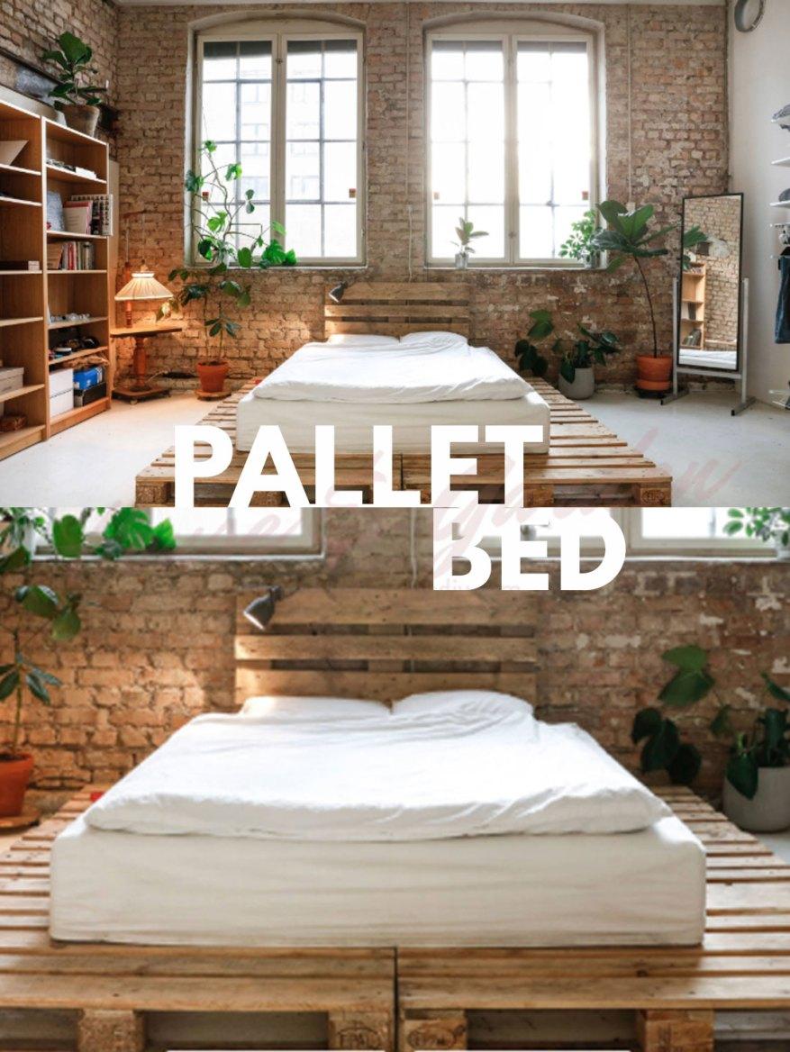 Pallet Bedroom Ideas on Pallet Bedroom Ideas  id=81707