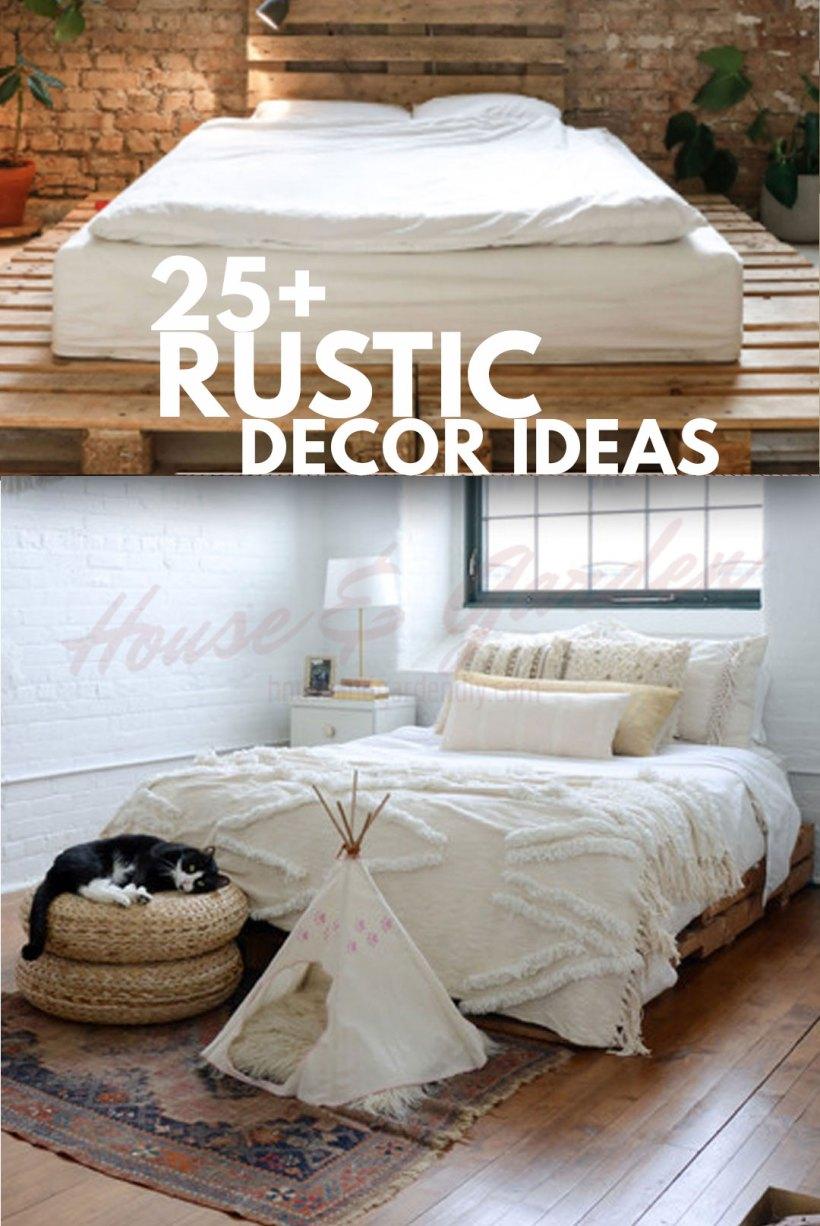 Ideas de dormitorio de paleta