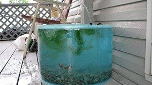 Garden Water Feature Pop Up Pond Aquarium Pond Kit