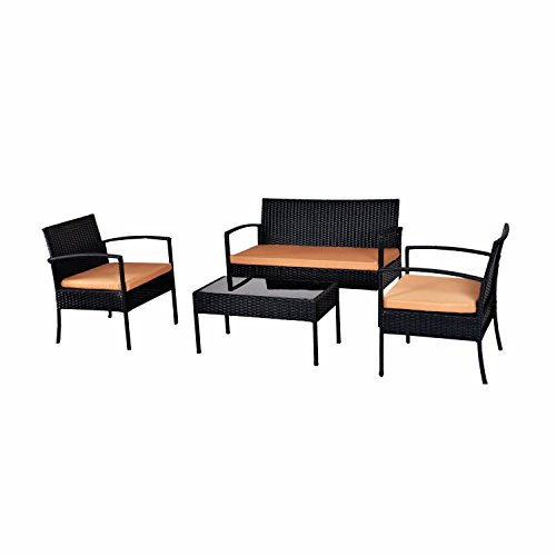 Wicker Patio Furniture Sets Clearance