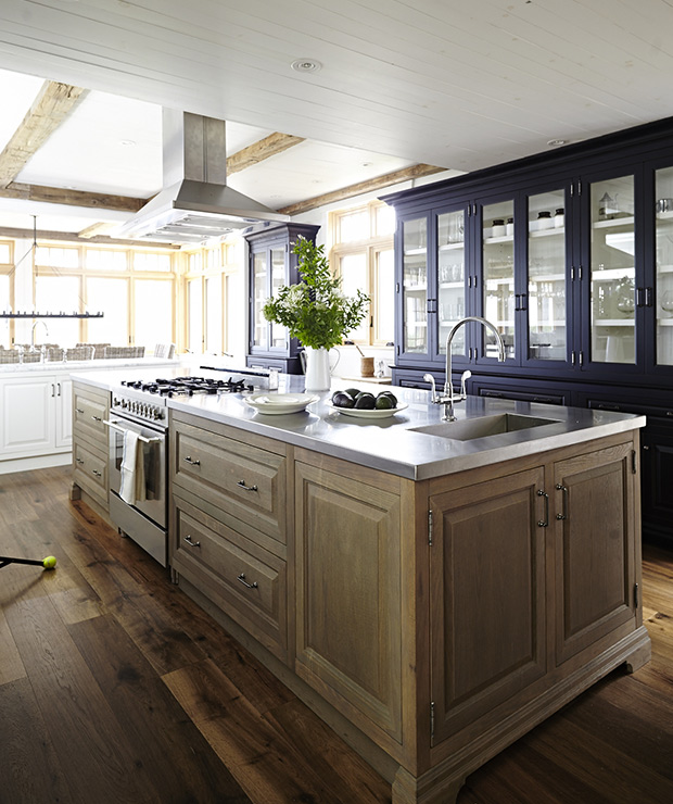 16 Traditional Kitchens With Timeless Appeal - House & Home on Traditional Kitchen Decor  id=49149