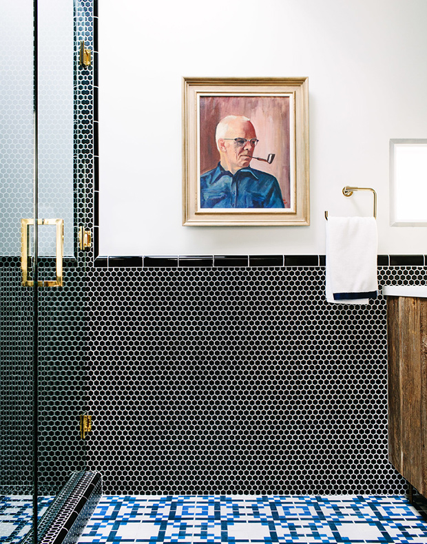 is penny round tile the new subway tile