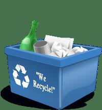 recycling london
