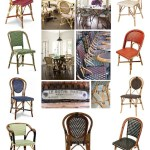 April In Paris The Bistro Chair House Appeal