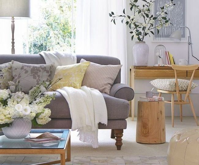 Top Pin Of The Day A Gorgeous Neutral Living Room