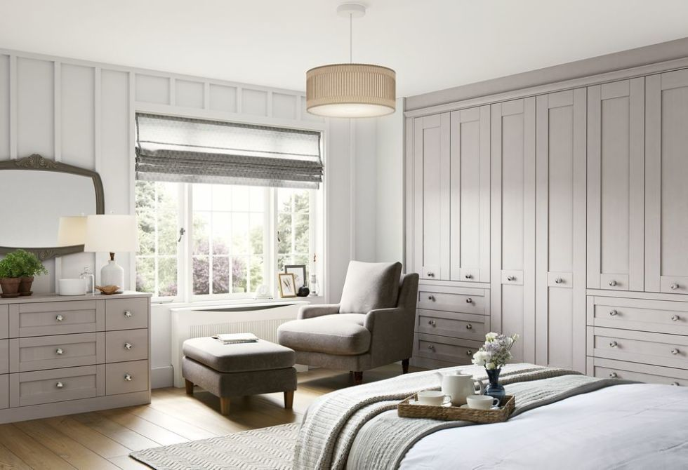 Nolte bedroom furniture john lewis for Bedroom inspiration john lewis
