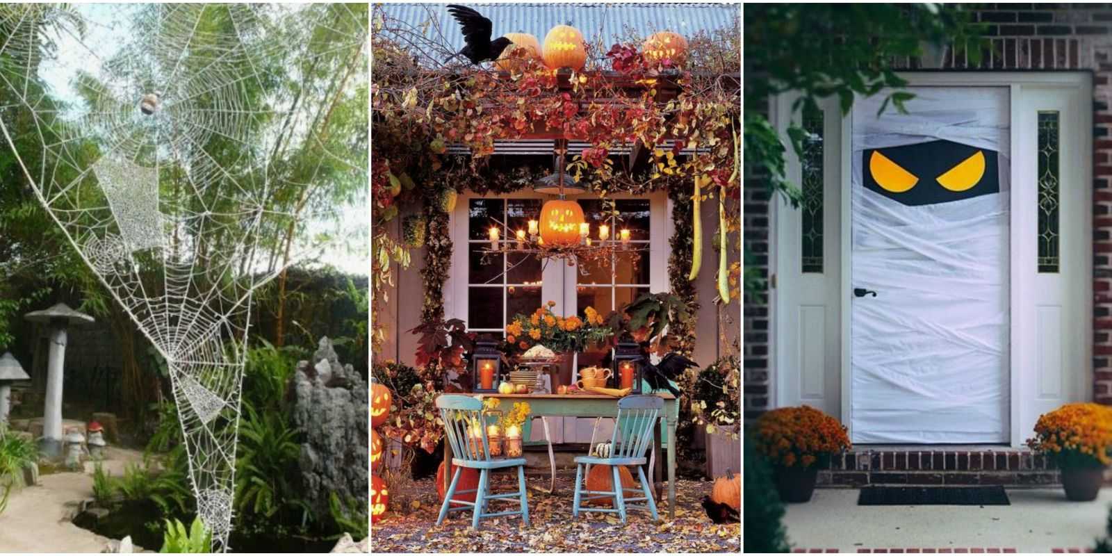 13 Inspirational Garden Ideas For Halloween Halloween