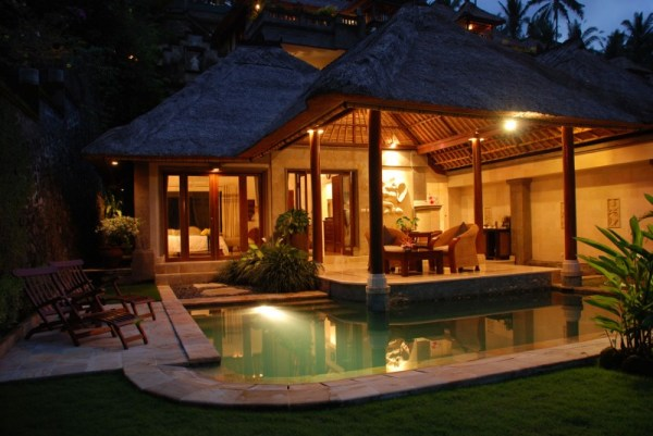 Luxurious Resort Design with Private Pools HouseBeauty
