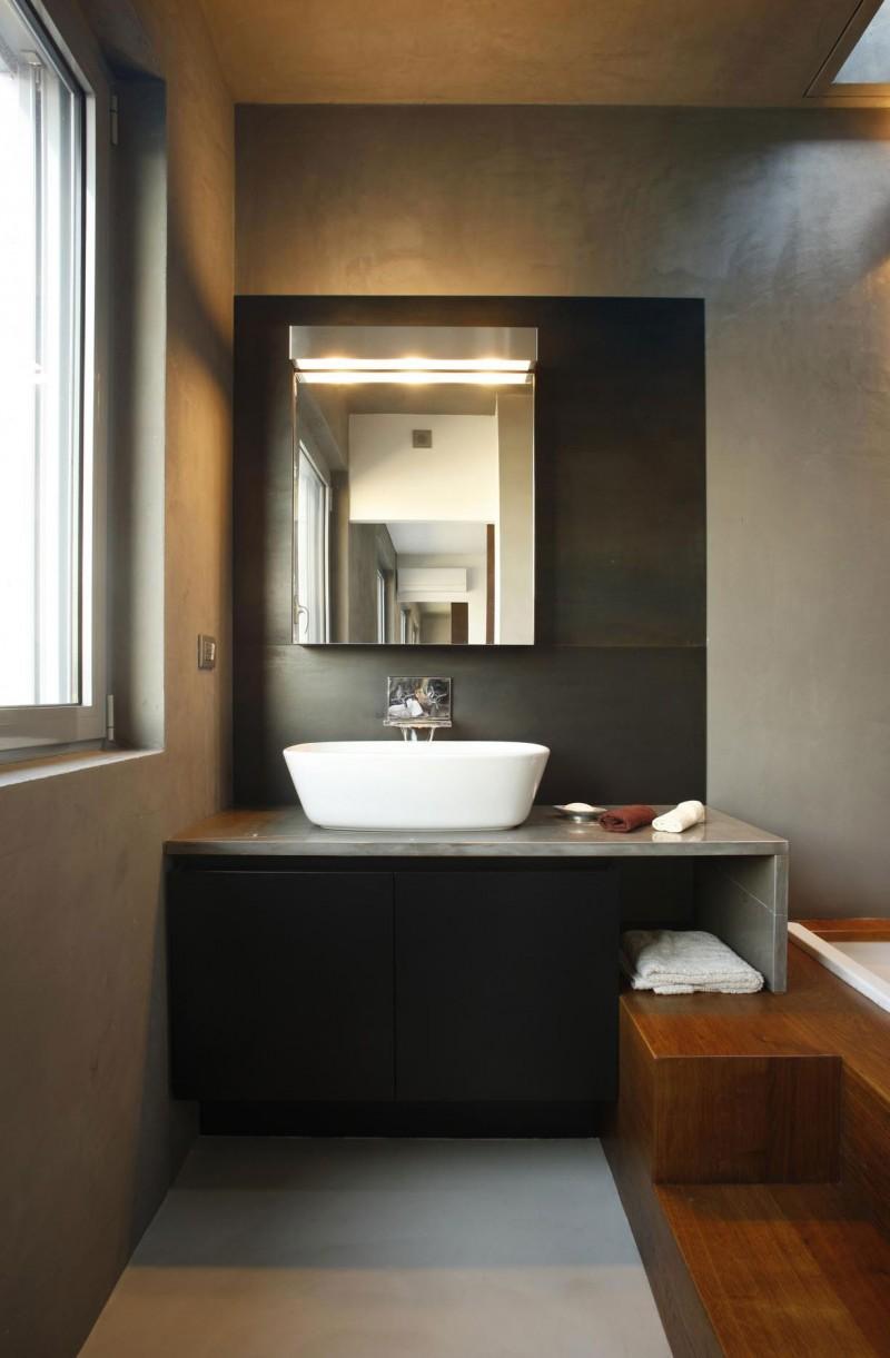 Elegant Modern Loft In Cubic Theme Interior HouseBeauty