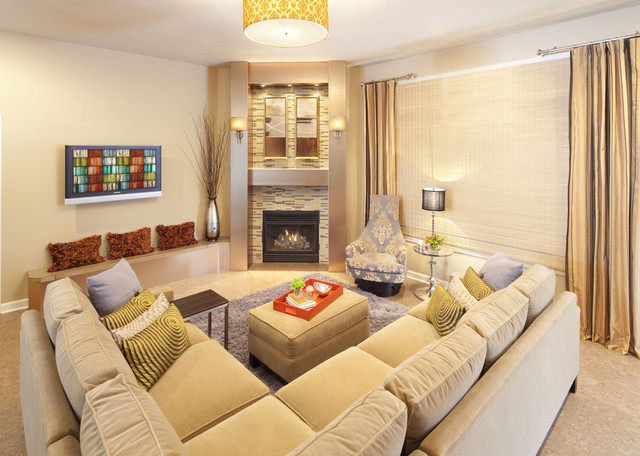 Elite Modern Sectional Sofas Create Captivating Room Decor