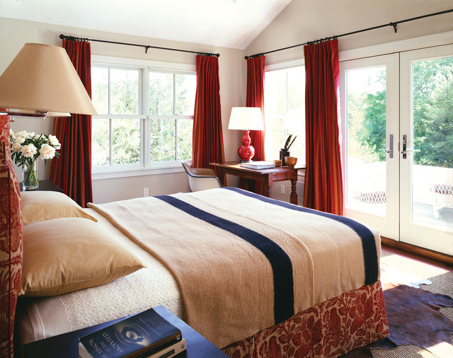 Ultimate Bedroom Curtain Ideas for Wall Cover of Modern ... on Master Bedroom Curtain Ideas  id=89952