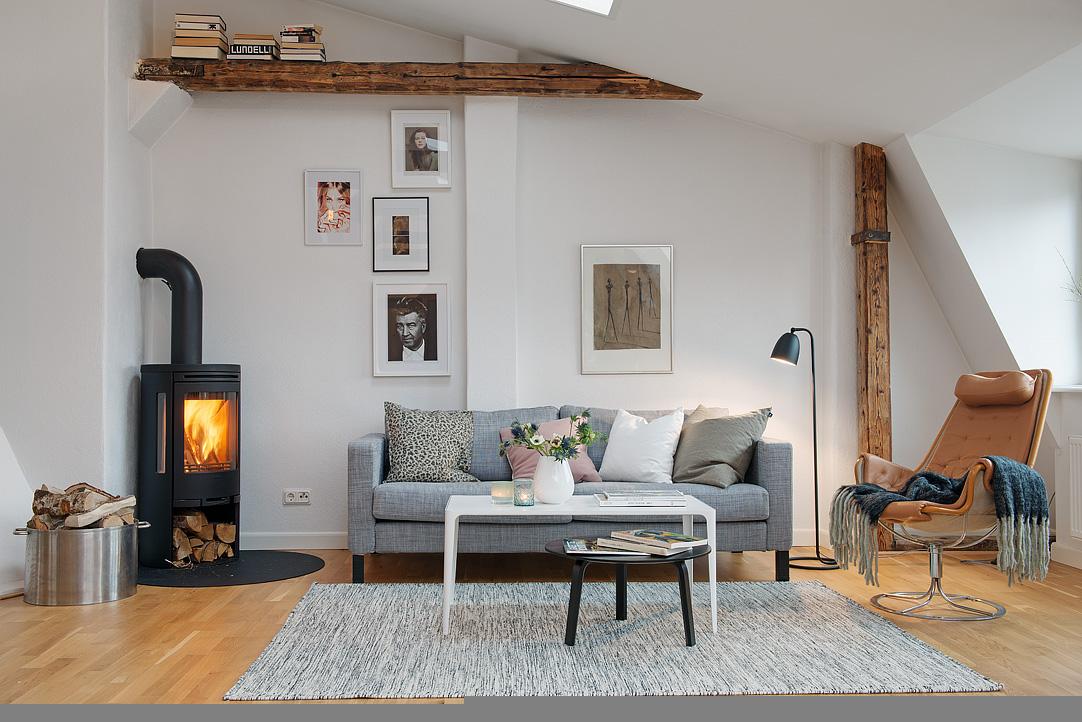 Unbelievable Modern Scandinavian Apartment Create Amazing