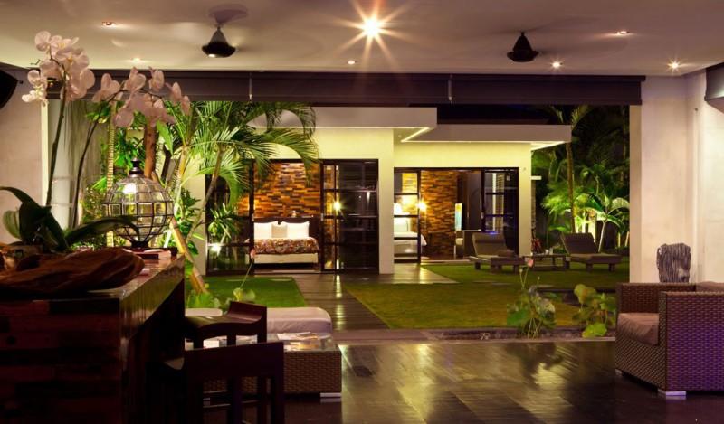 Beautiful Villa In Bali Displaying Opulent In Comfort