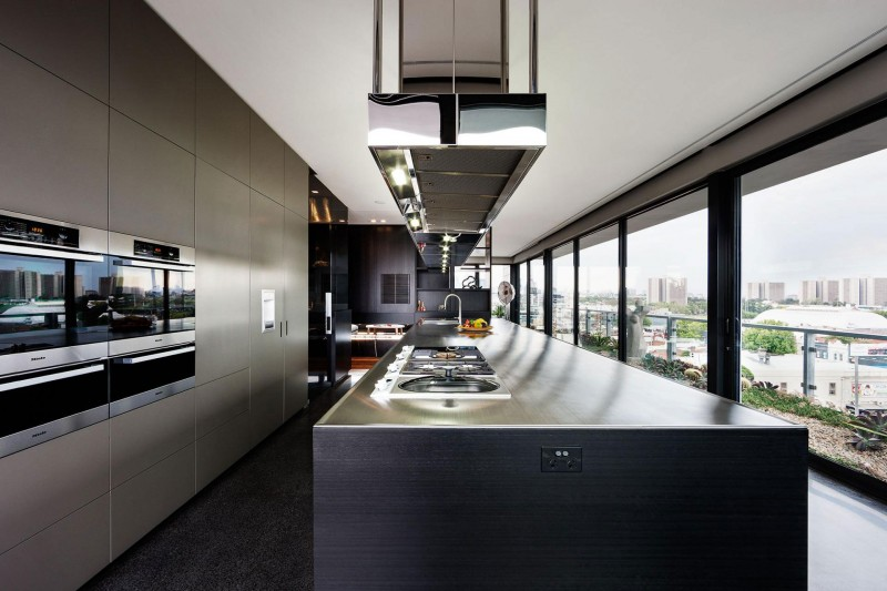 Galley Kitchen Designs Modern