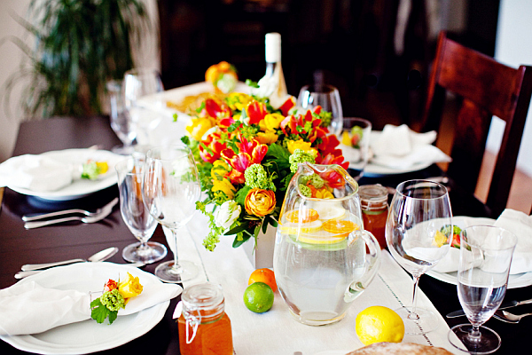 Table Decoration Design