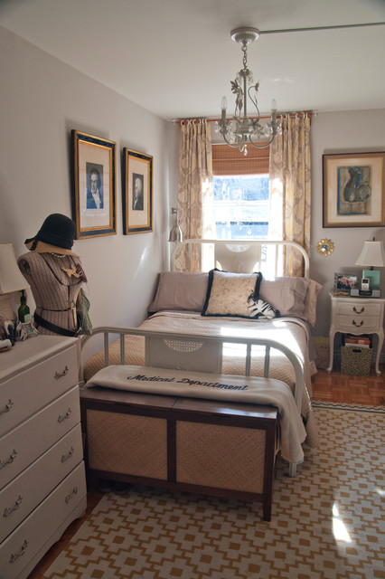 Alluring Bedroom Ideas for Young Women in Soft Color ... on Small Bedroom Ideas For Women  id=82100