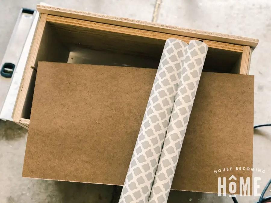 drawer bottom shoe cabinet