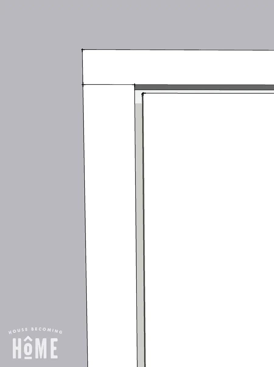 Gap Between Door Frame and Door