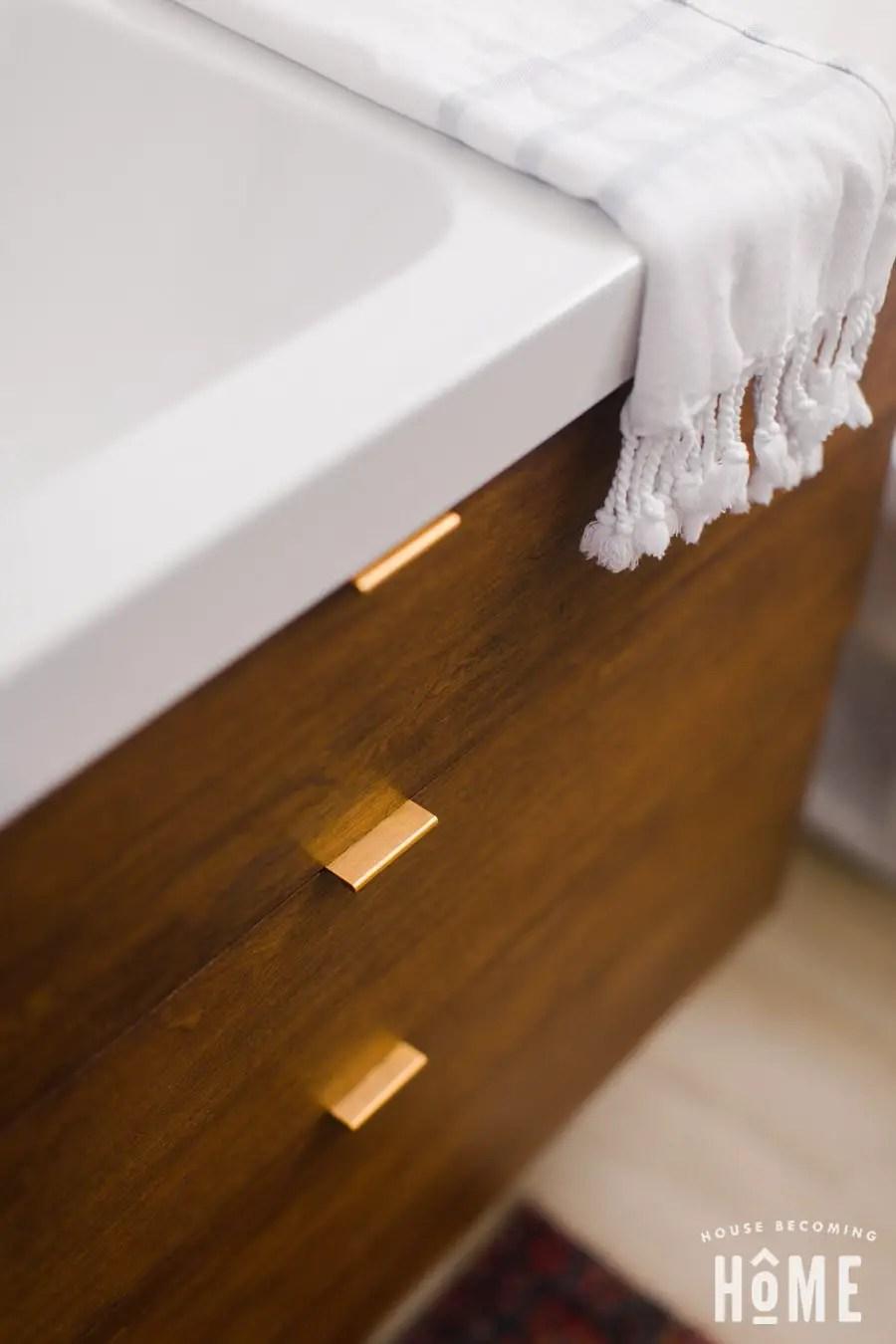 DIY vanity Plans for Ikea Odensvik Sink Drawers