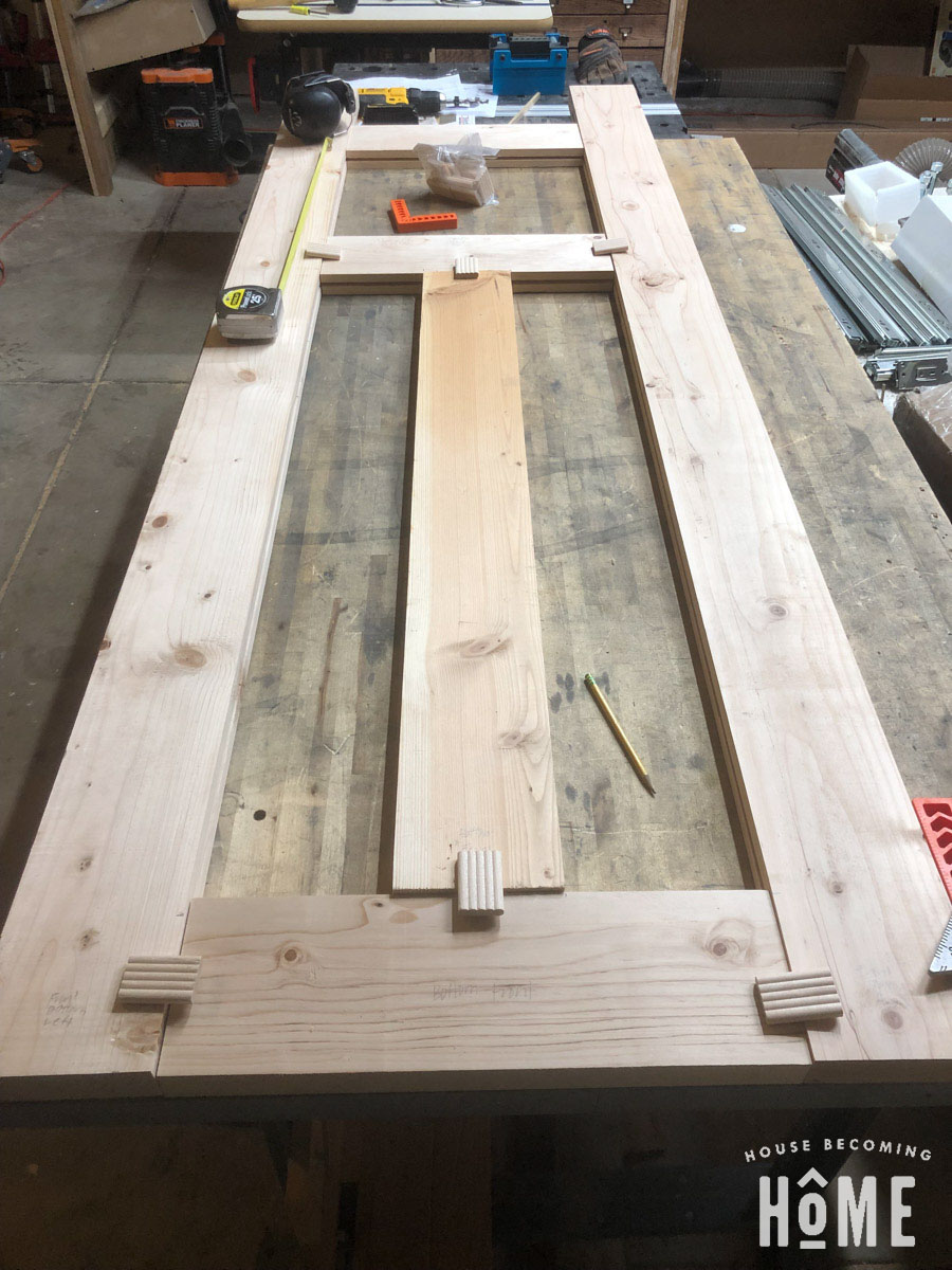Beadlock Mortise Placement