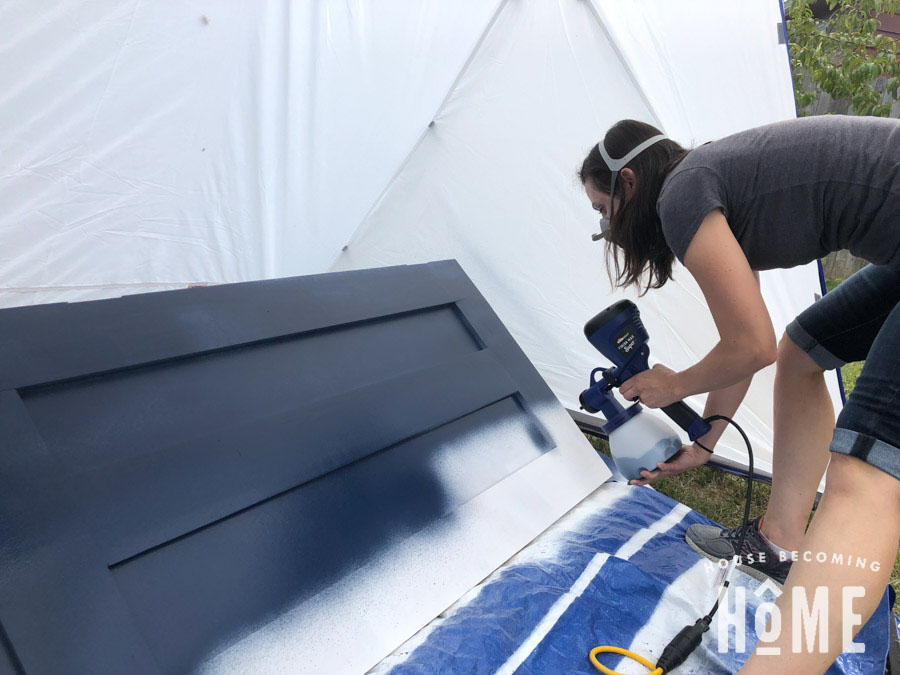 Tips when using the HomeRight Super Finish Max paint sprayer