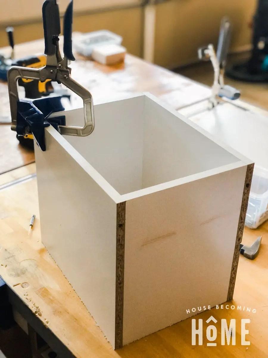 Build a Book Nook in Bunk Beds