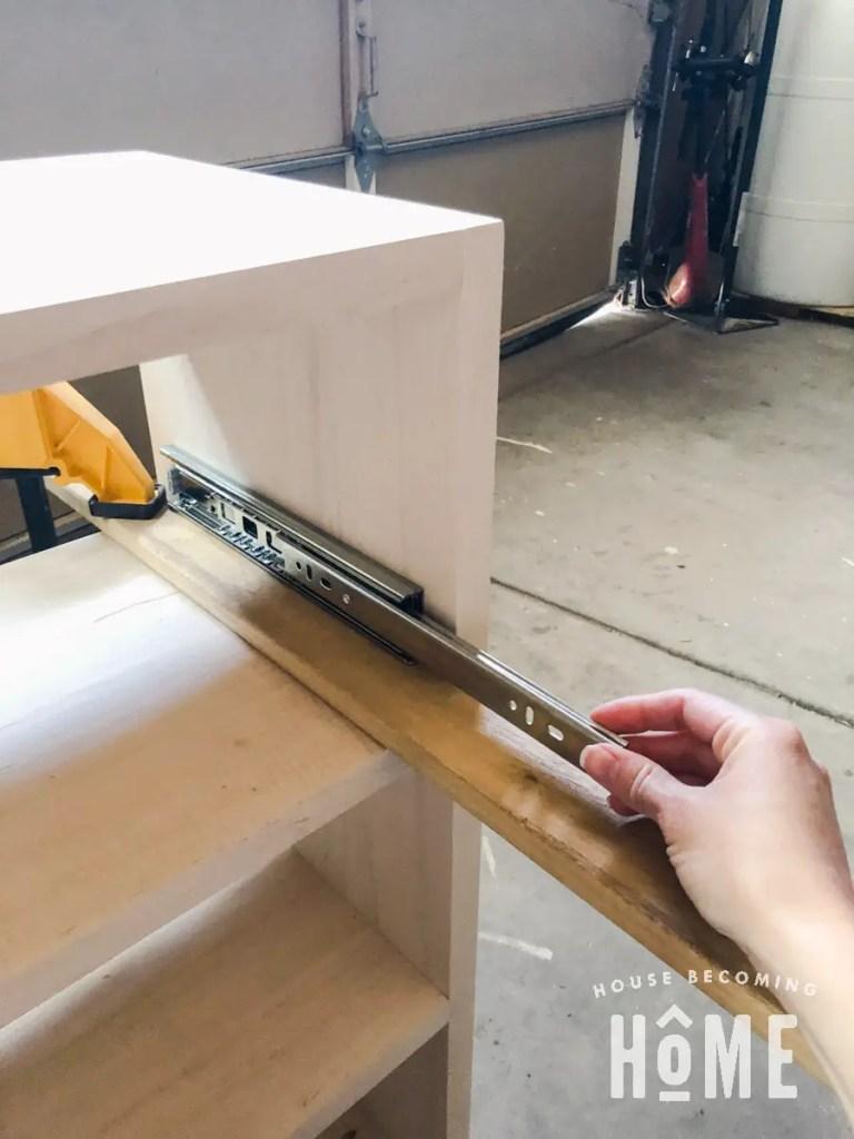 Tips for Installing Drawer Slides