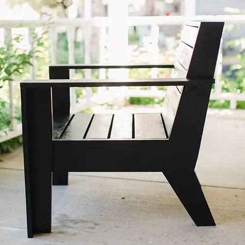 Build a Modern Adirondack Chair Plans