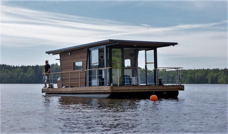 Houseboat Lohjan helmi