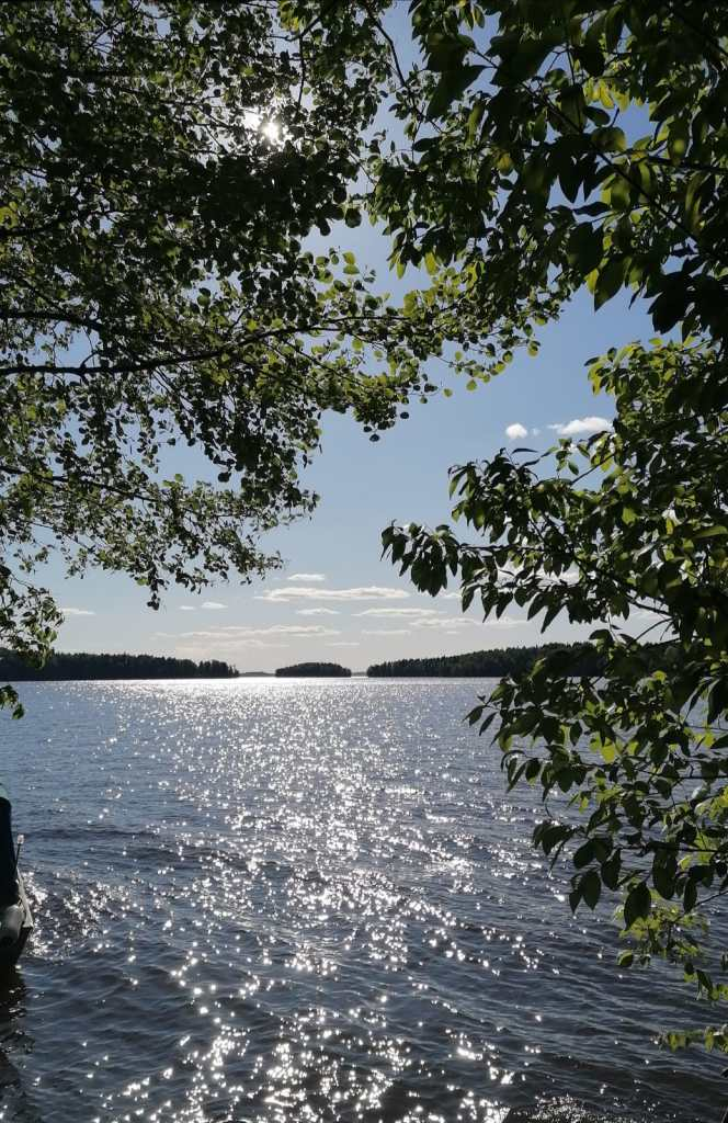 Lohjanjärvi kesä