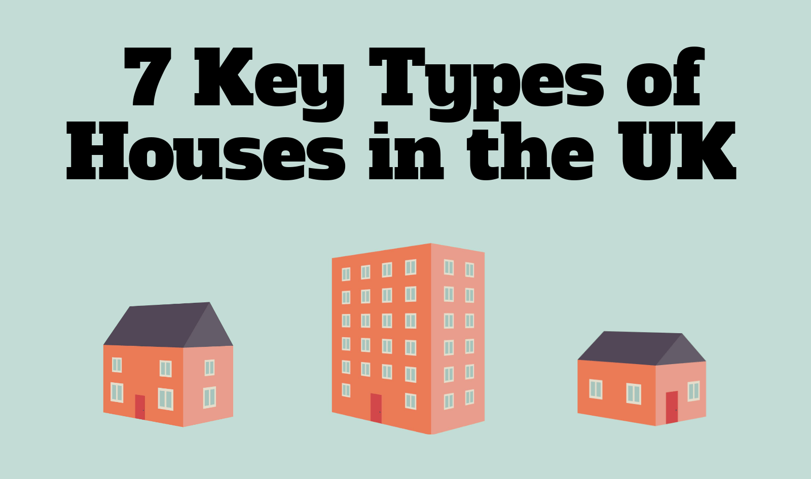 7 Key Types Of Houses In The Uk Pro S Amp Con S Explained