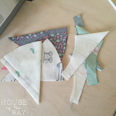 How to Sew Curvy Quilt Blocks