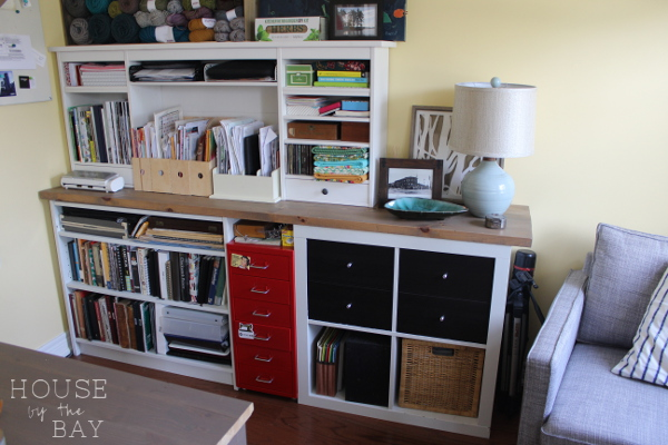 Office Makeover Ikea Hack