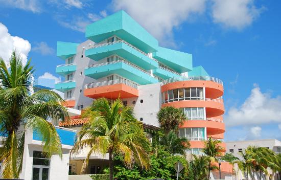 Art Deco Style Miami