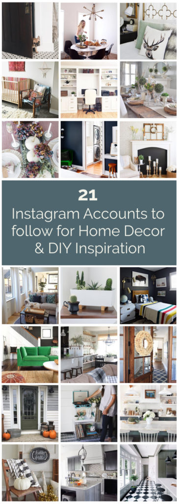 21 Instagram accounts to follow for home decor & DIY inspiration from @housebythebay