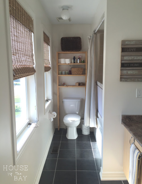 Main Bathroom Makeover